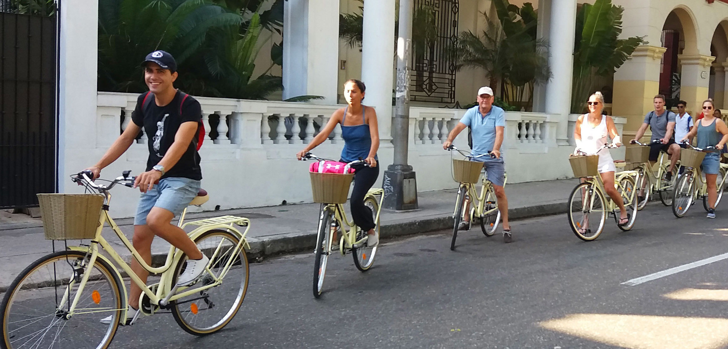 Bicycle Tour in Havana. The Best Way of Knowing Havana.
